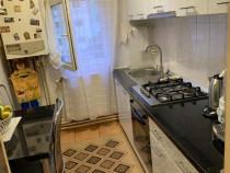 Apartament mobilat, 3 camere, semidec Craiovita Noua