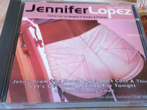 CD Jennifer Lopes_interpretata de Angela D amato & Friends