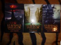 Stapanul inelelor 3 volume cartonate - Tolkien
