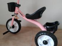 Tricicleta pentru copii!