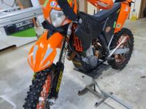 Motocicleta Ktm exc 400 2009