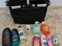 Cosmetice + cos FA: sapun, gel, deodorant