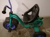 Tricicleta copii, model vintage