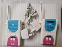 Interfon Digital de monitorizare bebelusi H & H MBF 5000