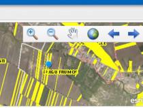 Teren Targu Frumos DN 28 A posibilitate rate 11480mp