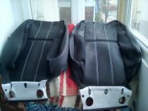 2 huse auto piele eco. scaune fata