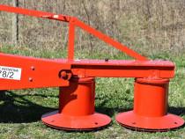 Cositoare cu tamburi 1,35m si 1,65m