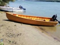 Barcă lemn făcută pe comandă