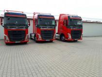 Tractionisti pentru curse RO - IT - RO
