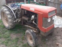 Tractor de vie cu freza Marca Solé Diesel