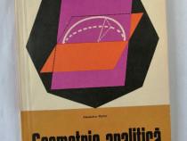Alexandru Myller - Geometrie analitica, ed. a III-a