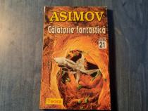 Calatorie fantastica de Isaac Asimov
