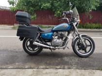 Moto Honda CM400T 1982