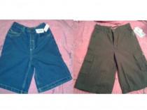 "2 x Bermude /Pantaloni Scurti pt Copii , ""Sears"" Franta, NOI"