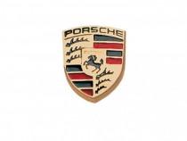 Insigna Crest Oe Porsche Essential 13MM Metal Auriu