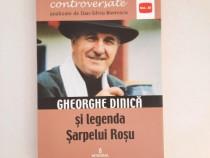 Carte Gheorghe Dinica si legenda Sarpelui Roșu - Noua