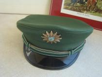 Chipiu / Cascheta Militara Politia Germana – Originala