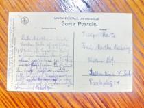 C471-I-Carte Postala militara Feldpost trimisa soldat ww2.