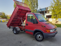 Iveco daily 2005 basculabil