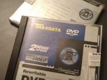 DVD - RW Traxdata reinscriptionabil