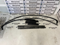 Ornamente exterioare shadow line negru lucios BMW F30