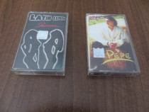 2 albume (casete audio originale) Latin Express si Pepe