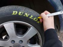 Set 2 Markere culoare galbena pentru masina scris pe anvelop