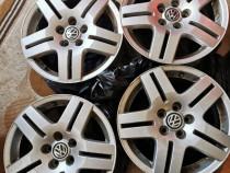 Jante VW POLO,GOLF,BORA,FOX,skoda,seat 5x100 pe 15 originale