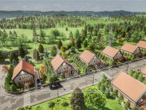 Casa in Talmaciu,individuala, ansamblu nou, zona de case