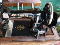 Masina de cusut Anker Model P/Art Nouveau,aprox.1915