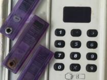 Interfon cu cartela ELECTRA PAM255 + 3 chei acces