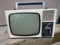 Televizor SPORT 1980 Portabil Alb/Negru