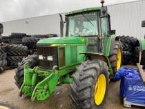 Tractor John Deere 6510 Premium TLS, an 2002. IMPORT 2021