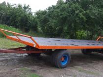 Remorca trailer baloti