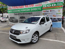 Dacia Sandero,1.2Benzina+GPL,2015,Euro 5,Finantare Rate