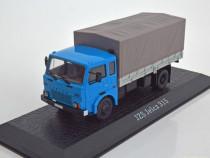 Macheta Jelcz 315 cu prelata 1966 - camion IXO/Atlas 1/43
