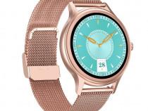 Ceas Smart Watch DT66 Slim pentru femei BP SPO2 HR