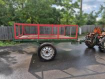 Remorca tractoras 3t
