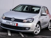 VW Golf 2009 Benzina 1.4 TSI Navigatie Climatronic