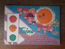Taina luminitei portocalii - I.G. Militiei 1969 / R2P3S