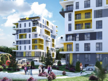 Apartament cartier nou Central 3 camere dec.Finantare rapida