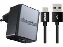 Set incarcator + Cablu de date Micro USB Energizer