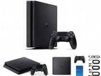 Consola SONY PlayStation 4 Slim (PS4 Slim) 500GB, Jet Black