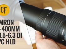 Obiectiv Foto 18-400mm F/3.5-6.3 Di II VC HLD Tamron Nikon.