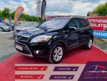 Ford kuga - diesel - livrare - rate fixe - garantie