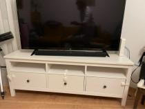 Comoda tv Hemnes Ikea Alb