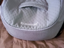 Krausman Carucior 3 in 1 Sendo Grey-Turqoise