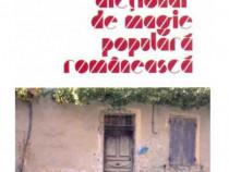 Dictionar de magie populara romaneasca Valeriu Bălteanu