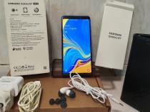 Samsung Galaxy A9 2018 Dual SIM,128GB, 6GB RAM, 4G, Lemonade