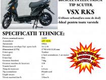 Bicicleta electrica tip scuter Volta VSX, 220W, 48V 20AH